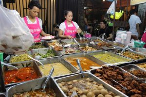 Bangkok Essensküchen