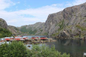 Nusfjord Norwegen